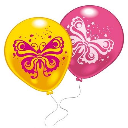 Купить Набор надувных шариков Everts «Бабочка»