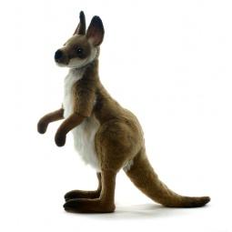 фото Мягкая игрушка Hansa «Кенгуру»