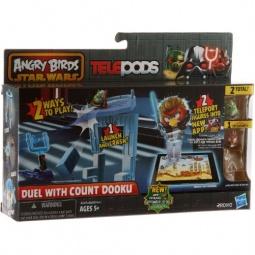 фото Игра настольная интерактивная Hasbro A6095 «Сражение. Дуэль с графом Дуку»