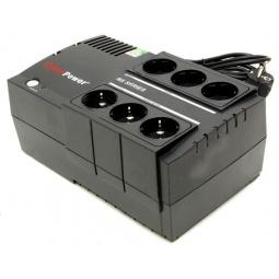 Купить Источник бесперебойного питания CyberPower BS650E