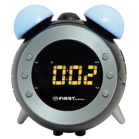 Купить Радиочасы с проектором First 2421-4