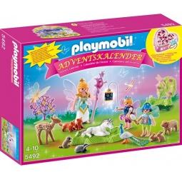 фото Конструктор игровой Playmobil «Набор календарь Единорог в сказочной стране»