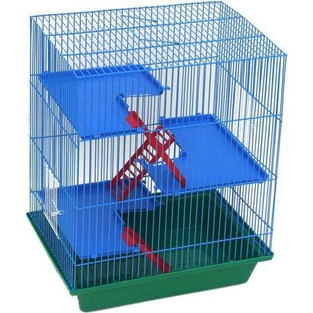 Купить Клетка для грызунов ZOOmark «Гризли-4»