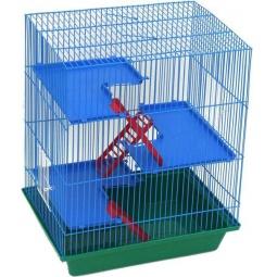 фото Клетка для грызунов ZOOmark «Гризли-4»
