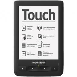 фото Электронная книга PocketBook Pro 622. Цвет: черный