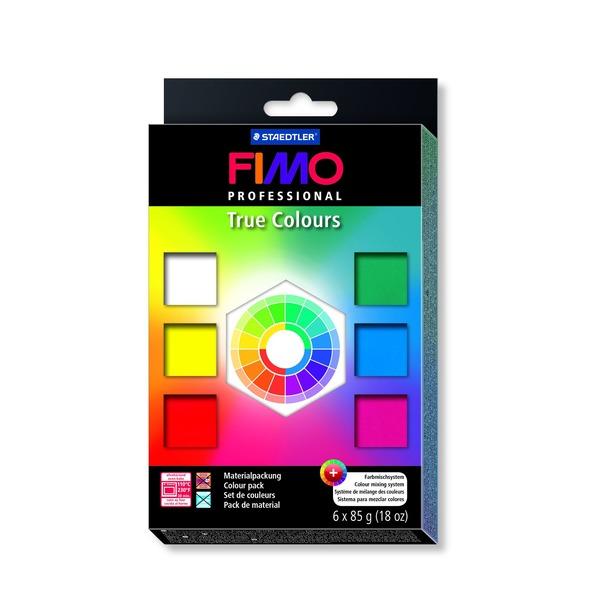фото Набор глины для запекания Fimo Professional «Натуральные цвета»