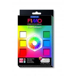 Купить Набор глины для запекания Fimo Professional «Натуральные цвета»
