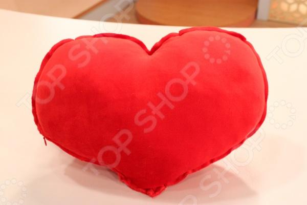 Подушка декоративная Элеганс «Сердечко». В ассортименте