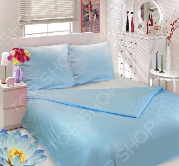 Комплект постельного белья Сова и Жаворонок «Водяная лилия» комплект постельного белья сова и жаворонок пачули