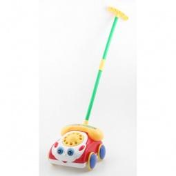 Купить Игрушка-каталка PlaySmart «Телефон». В ассортименте