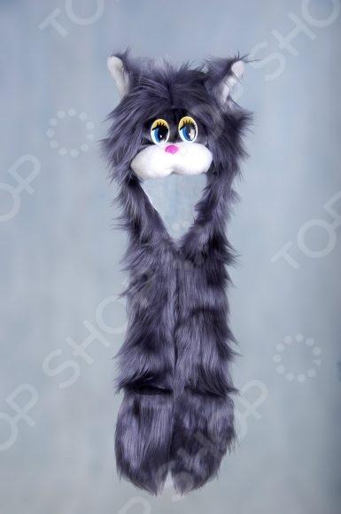 Шапка карнавальная для ребенка Костюмы «Кошка» Ш-05