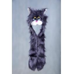 Купить Шапка карнавальная для ребенка Костюмы «Кошка» Ш-05
