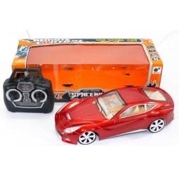 фото Машина на радиоуправлении Shantou Gepai «Гонка». Цвет: красный