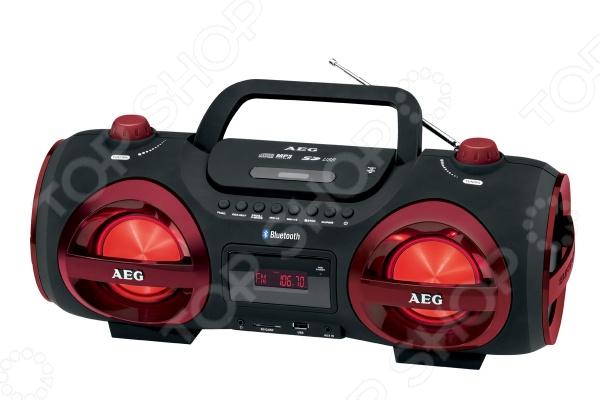 Магнитола AEG SR 4359 BT