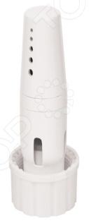Фильтр-картридж для увлажнителя воздуха Ballu FC-400Аксессуары для увлажнителей воздуха<br>Фильтр-картридж для увлажнителя воздуха Ballu FC-400 содержит особый состав на основе смолы, который удаляет из воды соединения кальция и магния. Этот фильтрующий элемент должен периодически обновляться в противном случае вредные включения, входящие в состав водопроводной воды, будут выпрыскиваться в воздух, оставляя после себя белый налет на окружающих предметах. Ресурс данного фильтра составляет около 150-ти литров именно такой объем воды он сможет эффективно обработать прежде, чем начнет оказывать негативное воздействие на окружающую среду. Фильтр устанавливается на дне увлажнителя воздуха. Стандартный период эффективной работы фильтра составляет 45 дней, однако это значение может меняться в зависимости от частоты использования увлажнителя и качества воды.<br>