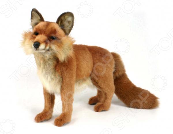 Мягкая игрушка для ребенка Hansa «Рыжая лисица»