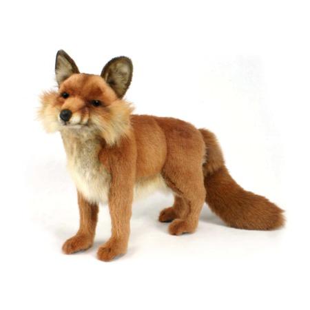Купить Мягкая игрушка для ребенка Hansa «Рыжая лисица»