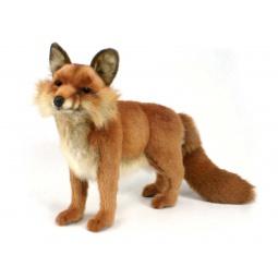 фото Мягкая игрушка для ребенка Hansa «Рыжая лисица»
