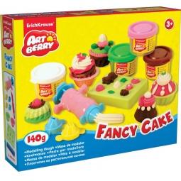 фото Набор пластилина на растительной основе Erich Krause Fancy Cake