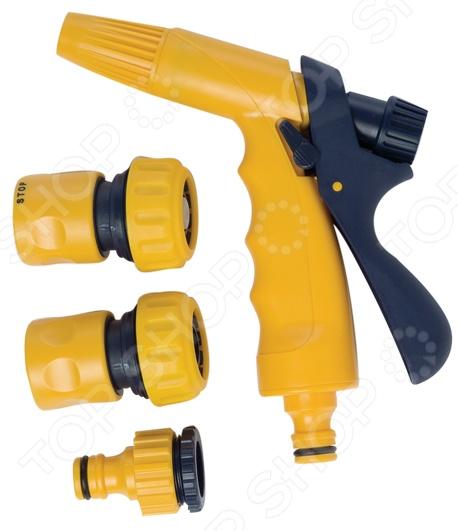 Пистолет-распылитель с аксессуарами Brigadier 84854 пистолет распылитель с аксессуарами archimedes 90933
