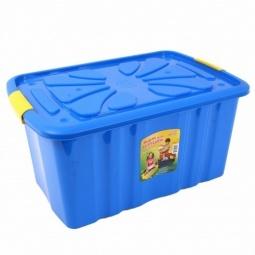 Купить Ящик для игрушек Полимербыт ЯВ071819. В ассортименте