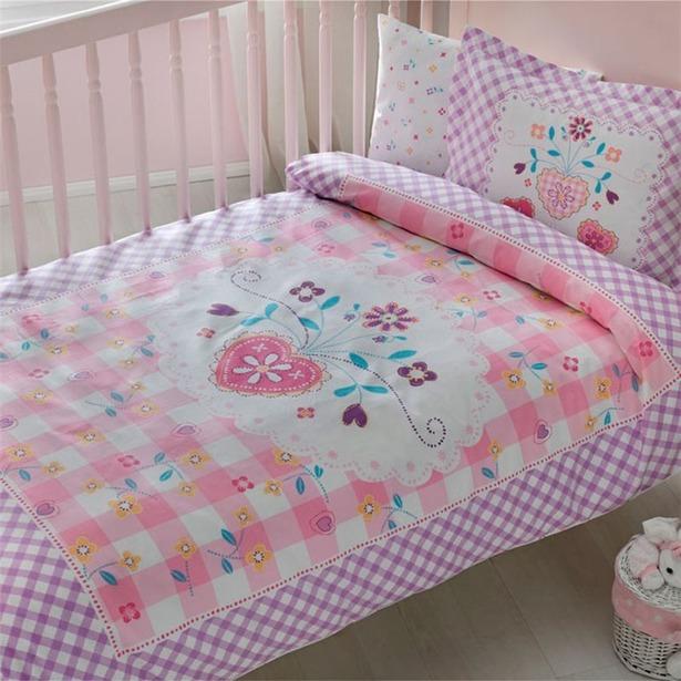 фото Комплект постельного белья для новорожденных Tac Happy Baby