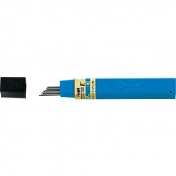 фото Грифели для механического карандаша Pentel Hi-Polymer Lead 50E-H