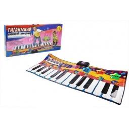Купить Коврик звуковой Знаток «Гигантский напольный синтезатор»