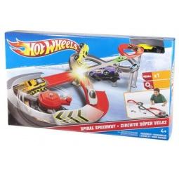 фото Набор игровой для мальчиков Mattel Трек Спидвей