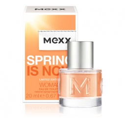 Купить Туалетная вода женская MEXX Spring Is Now Woman