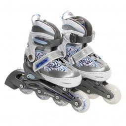 фото Детские роликовые коньки ATEMI AJIS-03. Размер: 30-33