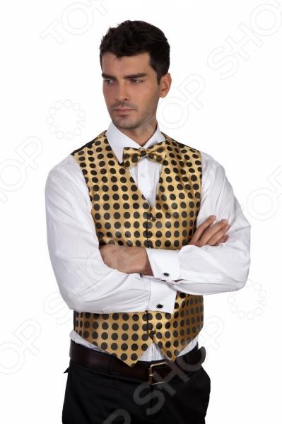 Жилет Mondigo 20327 это деталь классического мужского костюма. Сегодня жилет стал неотъемлемой частью гардероба стильного мужчины, следящего за модными тенденциями. Эта модель отлично будет сочетаться с пиджаком. Жилет также можно использовать и как самостоятельный предмет одежды для создания образа в стиле casual . Жилет это возможная альтернатива пиджаку, при этом он не сковывает движения. Этот предмет одежды позволит создать деловой образ, но чувствовать себя гораздо удобнее в теплое время года.