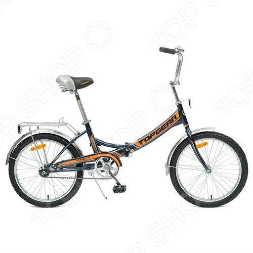 Zakazat.ru: Велосипед подростковый Top Gear Compact 50