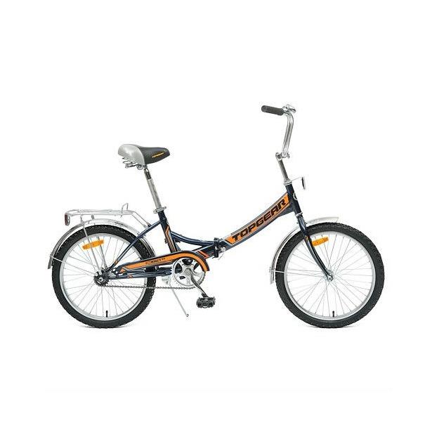 фото Велосипед подростковый Top Gear Compact 50