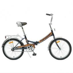 Купить Велосипед подростковый Top Gear Compact 50