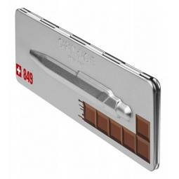 фото Ручка шариковая в подарочной коробке Carandache Office Essentialy Swiss Chocolate