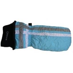 Купить Варежки GLANCE Starlight (2012-13). Цвет: голубой, белый