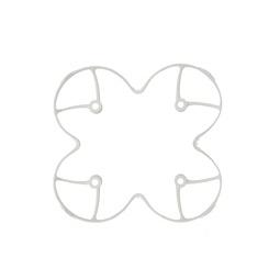 фото Защита пропеллеров для квадрокоптера Hubsan HBS-H107C. Цвет: белый
