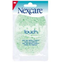 фото Губка целлюлозная для тела Nexcare Body Touch