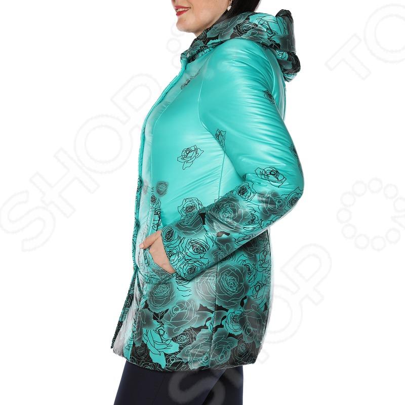 995ae1912a75 Куртка Pit.Gakoff «Теплое дыхание». Цвет  бирюзовый купить по низкой ...
