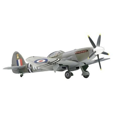Купить Сборная модель самолета Revell Supermarine Spitfire Mk-22/24