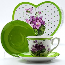 Купить Чайная пара Mayer&Boch MB-22992 «Лютик»