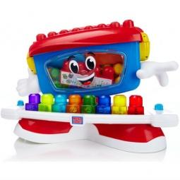 Купить Конструктор для малышей Mega Bloks Танцующее пианино