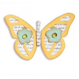 фото Форма для вырубки Sizzix Scoreboards Die Бабочка