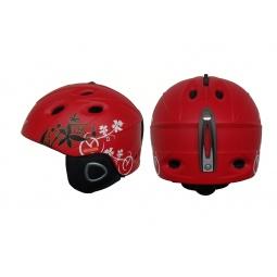 фото Шлем сноубордический VCAN VS618 RED LBQ
