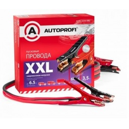 Купить Провода прикуривателя Autoprofi AP/BC-6500XXL