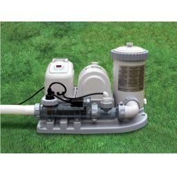 Купить Фильтр-насос для бассейна и система морской воды Intex 54616