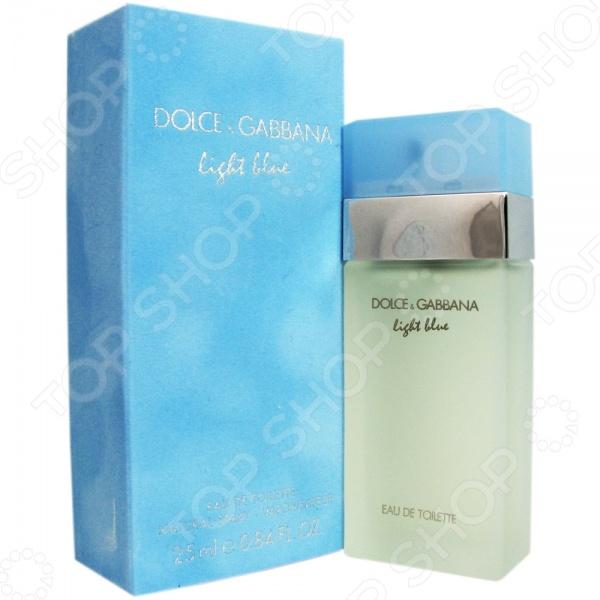 Туалетная вода женская Dolce&Gabbana Light Blue 15