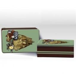 фото Набор подарочный: фляга и стопки Феникс-Презент «Рюкзак путешественника»