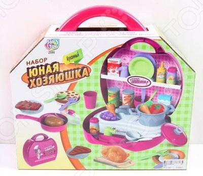 Игровой набор для девочки Joy Toy «Юная Хозяюшка»